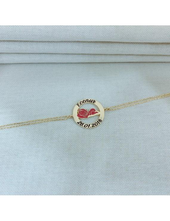 Mother Baby Bracelet