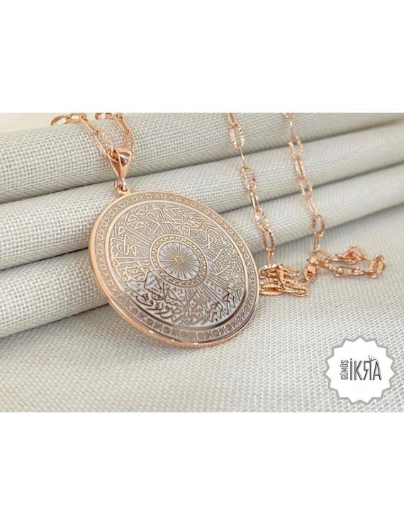 Hagia Sophia Dome Necklace